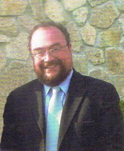 Ildefonso Gómez Ramos, alcalde de Jimena de la Frontera en el año 2003.