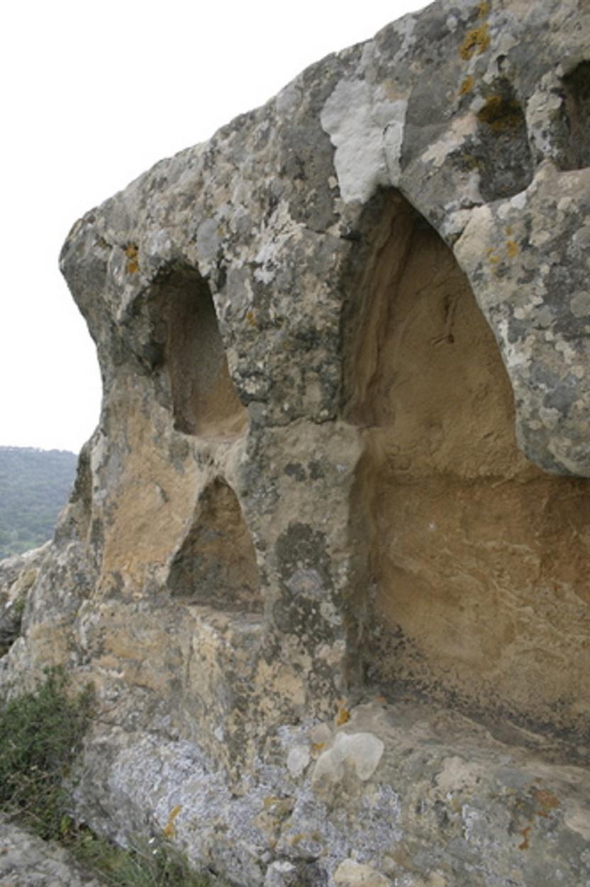 jimena ermita rupestre