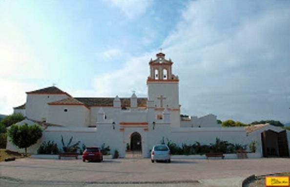 Santuario de la reina de los Ángeles. Estación de Jimena. Fuente: Juan León Espinosa