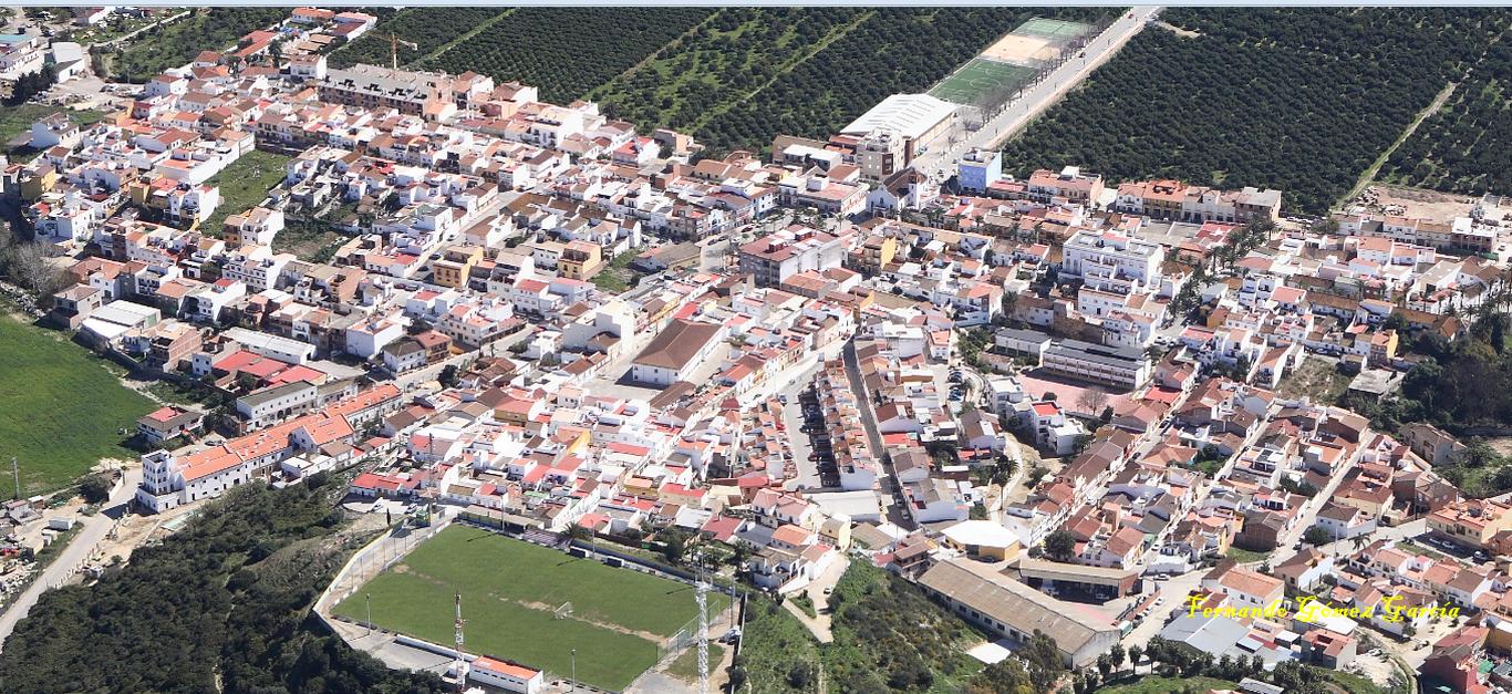 San Martín del Tesorillo. Fuente: Noticias de San Martin del Tesorillo.