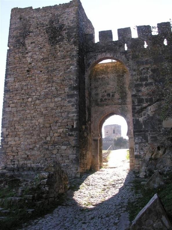 torre del reloj jimena castillo