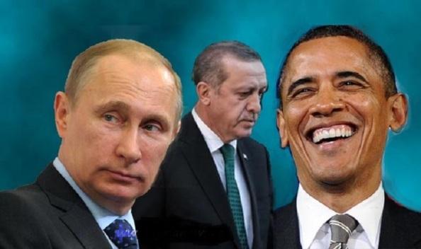 Erdogan, entre Putin y Obama ¿Inflexión tras el Golpe? Exige a EEUU la extradicción del iman Gülen sin que tenga que aportar prueba alguna.