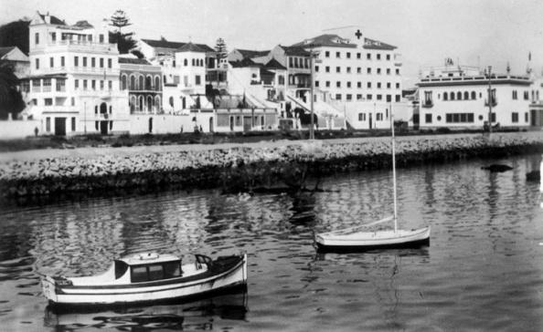 hospital de la cruz roja en algeciras