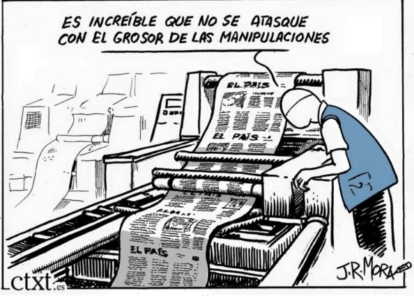 Diario El País: quié lo vio y quien lo ve.