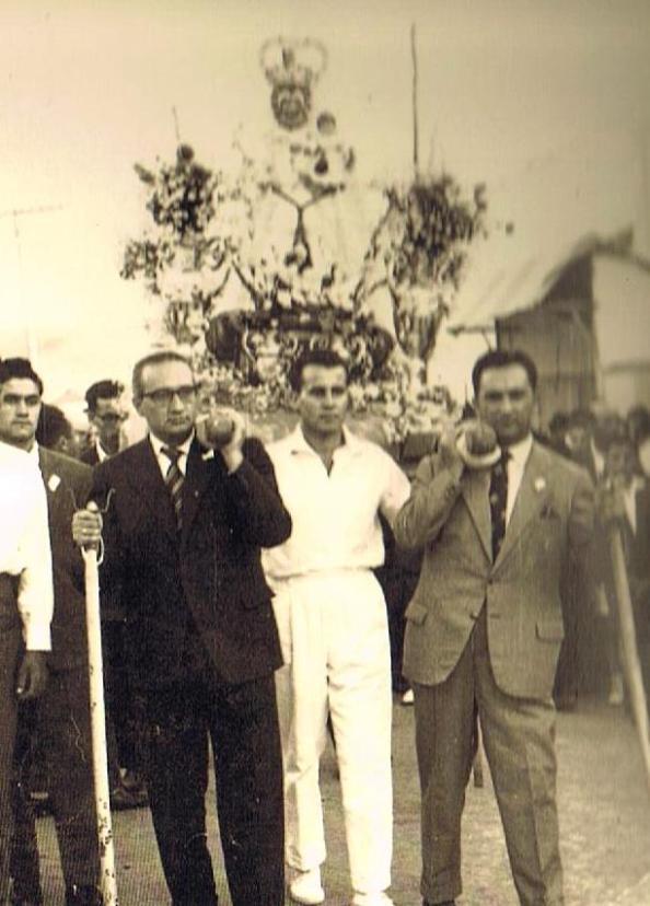 Procesión Novena de 1959.