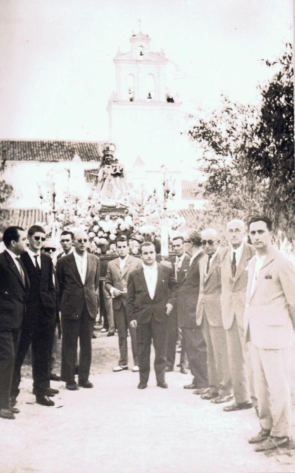 Procesión año 1960. Ediciones OBA.