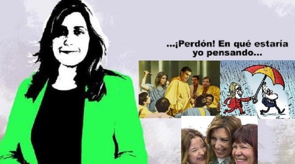 Susana Pedro Rajoy Las tres