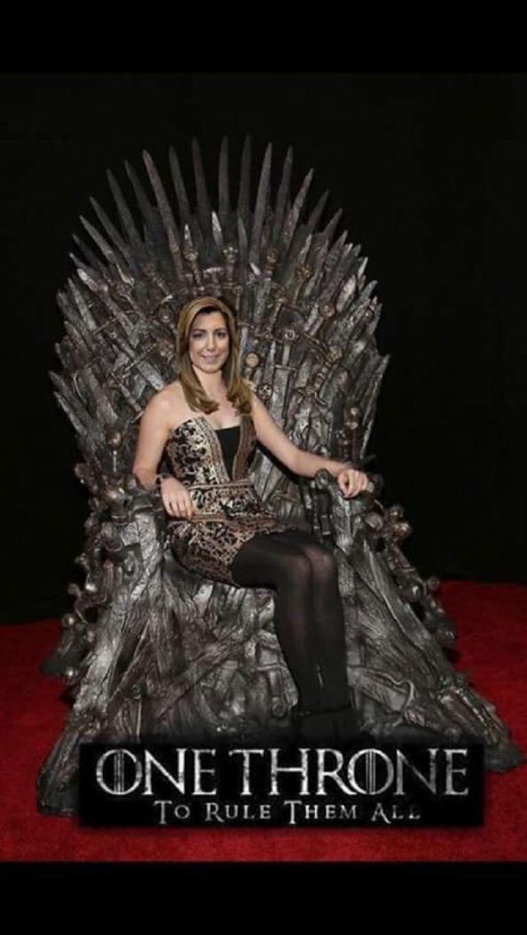 susana trono