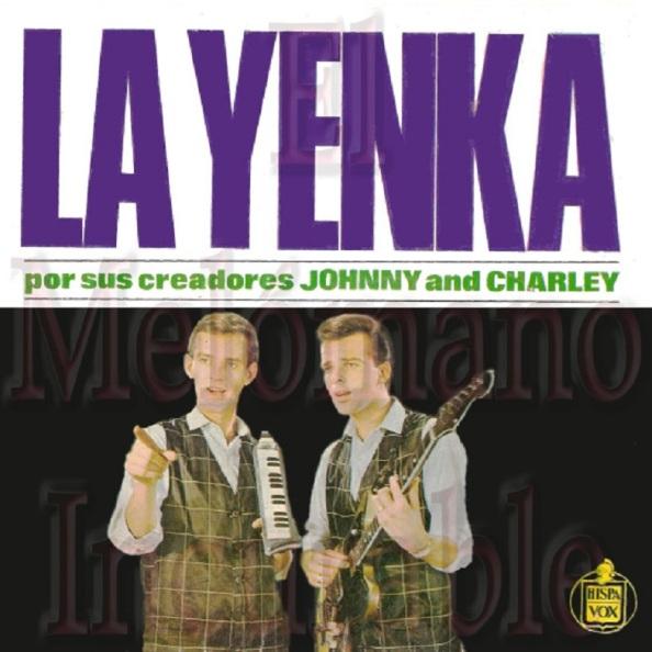 Los autores de la Yenka