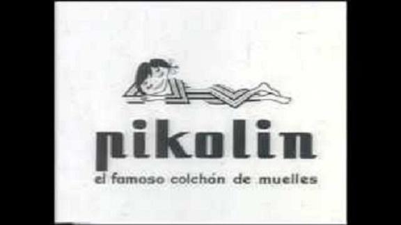"""Anuncio del colchón de la marca """"Pikolín"""" en televisión"""
