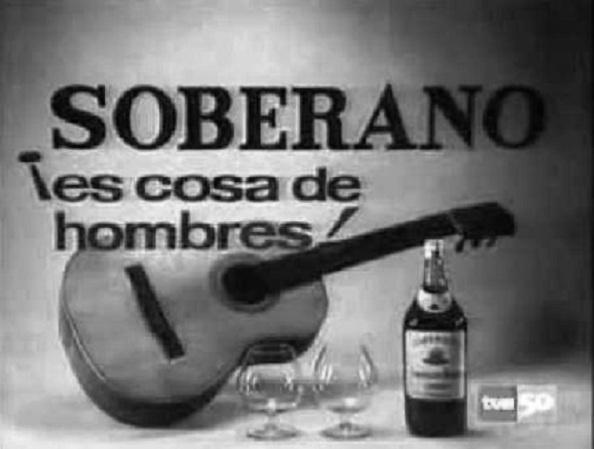 Coñac `Soberano´