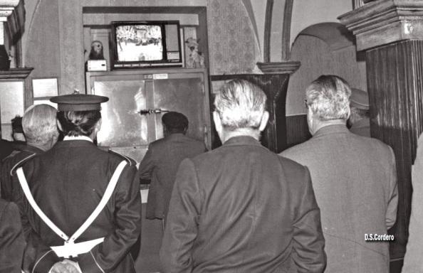 La televisión que hizo abrir en Jimena una ventana al mundo
