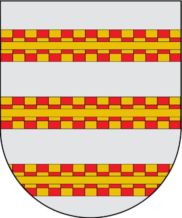 Escudo heráldico de la Familia Arias-Saavedra, Condes de Castellar