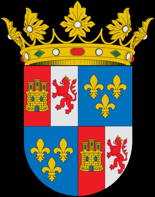 Escudo del Duquesado de Medinaceli.
