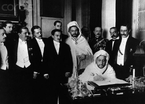 Conferencia de Algeciras. Año 1906