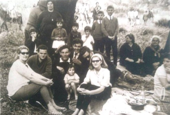 almoraima tesorilleros 1964