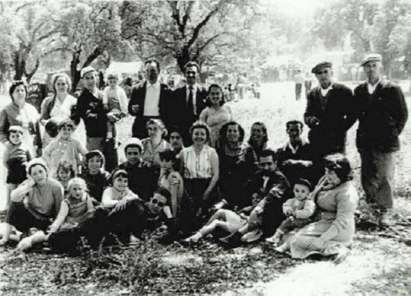almoraima tesorilleros año 1959