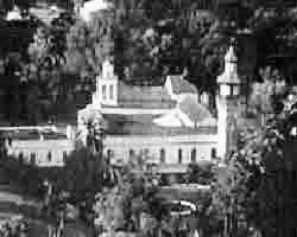Casa Convento de la Almoraima