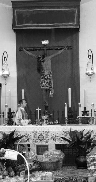 Cristo de La Almoraima de Castellar