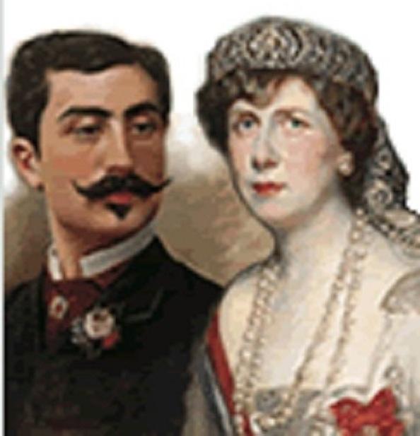 Duque y Duquesa