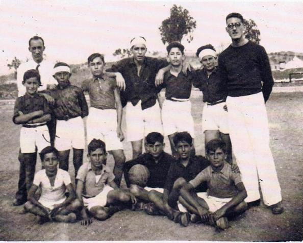 fútbol jimena 1943 solo