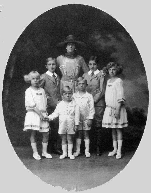 La reina María Victoria, esposa del Rey Alfonso XIII que visitaría en Almoraima a la Duquesa de Medinaceli