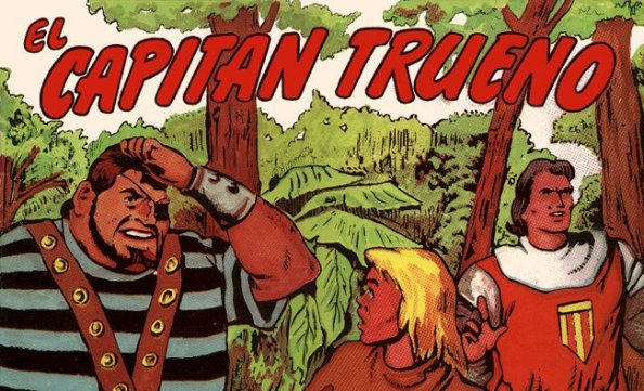 Tebeo del Capitán Trueno