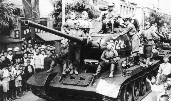 Una vez parado a los alemanes en las puertas de Leningrado, con la derrota en esta batallá ya