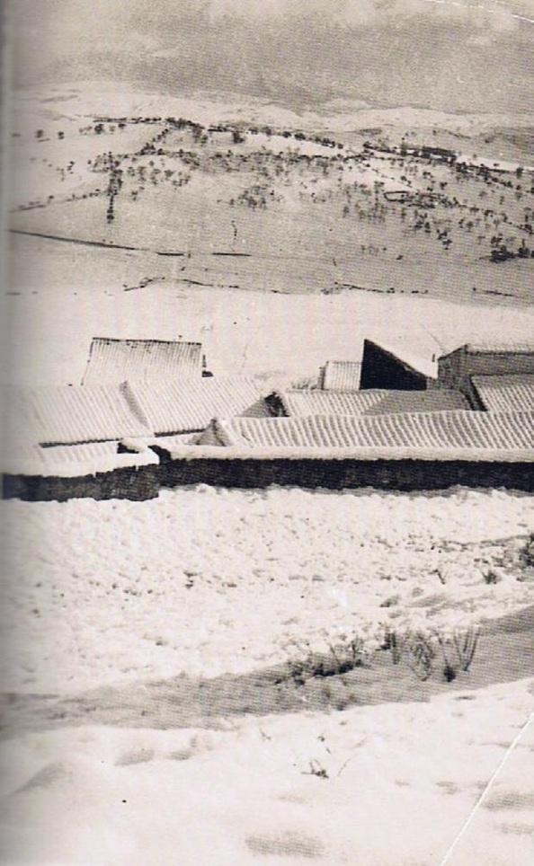 Calle Ceniza. Año 1954. Fuente: Ediciones OBA: