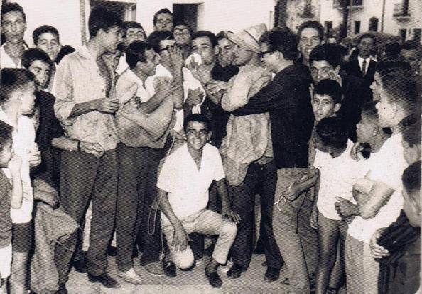 Quinta 1967 en el Paseo. Ediciones OBA