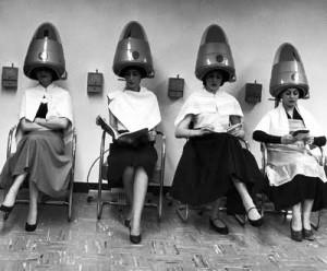 Los secadores modernos del momento. Fuente: Blog Tendencias.en Peluquerías