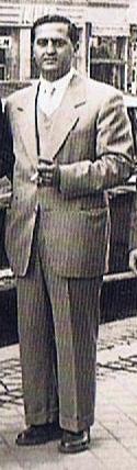 Antonio Gómez Sierra. Fuente OBA.