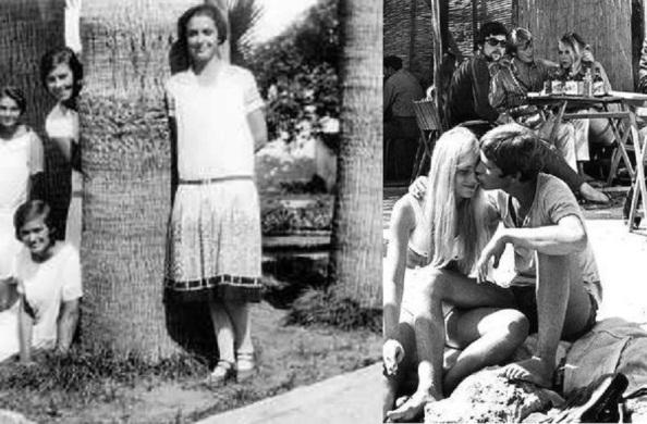 Las dos Españas que con la llegada del turismo comenzó a coexistir. Fuente: Google.