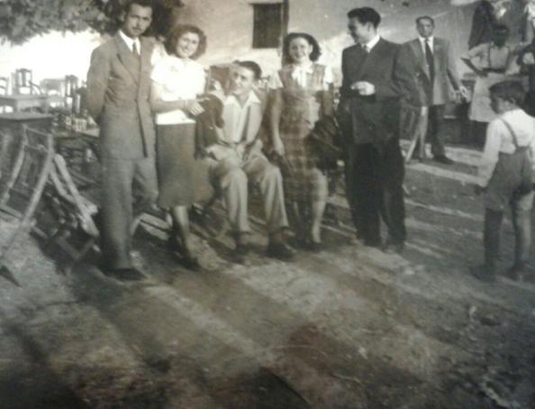 Gonzalo Vallecillo Soriano, Lola López Palmero (