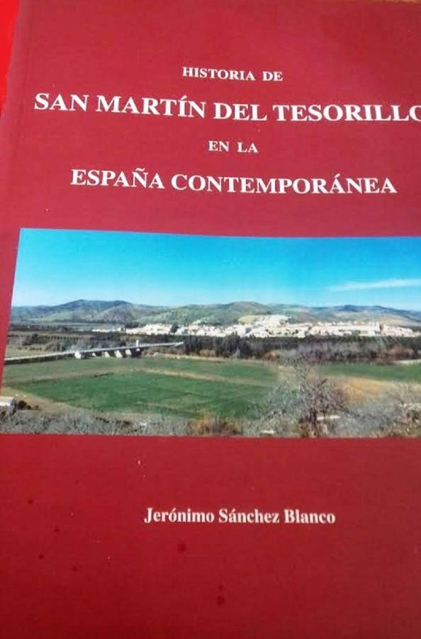 Libro sobre la Historia de san Martín del Tesorillo.