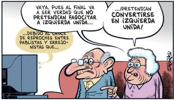 Podemos versus Podemos