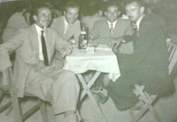 José María Montero Núñez, rafael Lastres, Bartolo jiménez , gonzalo Vallecillo Soriano