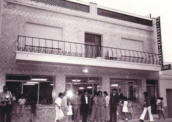Discoteca Jujamai del Tesorillo. Inaugurada muy posteriormente, en el año 1974
