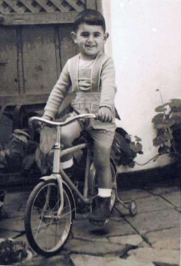 Con mi bicicleta