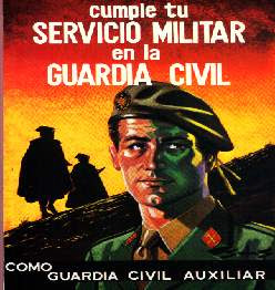 guardia civil mili