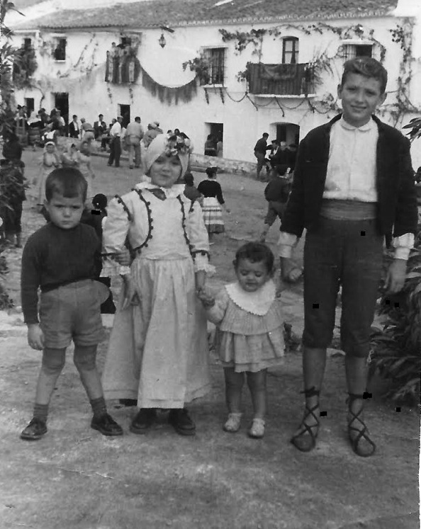 la familia rubia verdugo los tres etc del coronel el paseo jimena