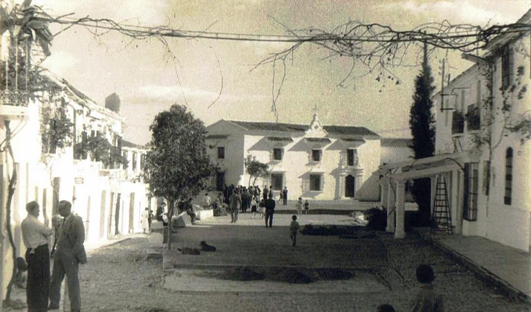 los tres etc del coronel y el paseo 1959 jimena