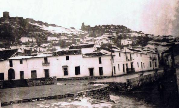 paseo nevada 1954