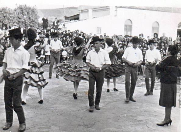 jincaleta estación de jimena 1965