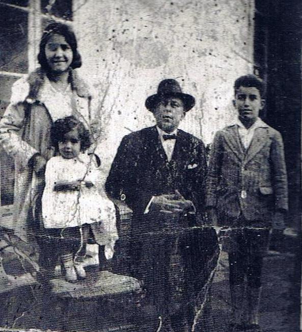 francisco corbacho sánchez e hijos 1937 jimena solo