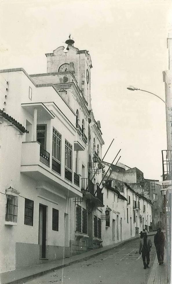 ayuntamiento calle Sevilla cine montero
