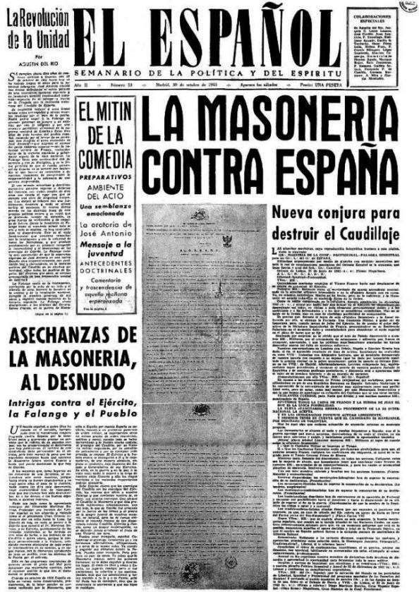 masonería prensa montero
