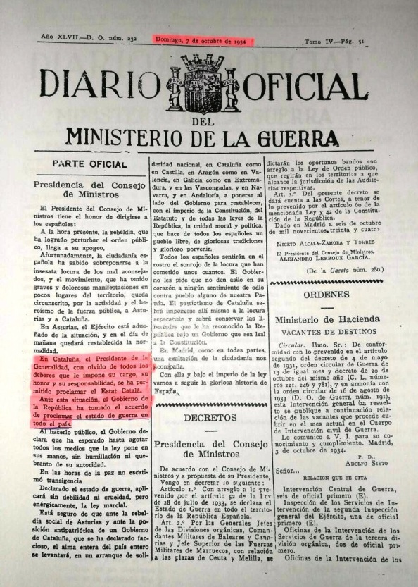 boletín de la república 1933