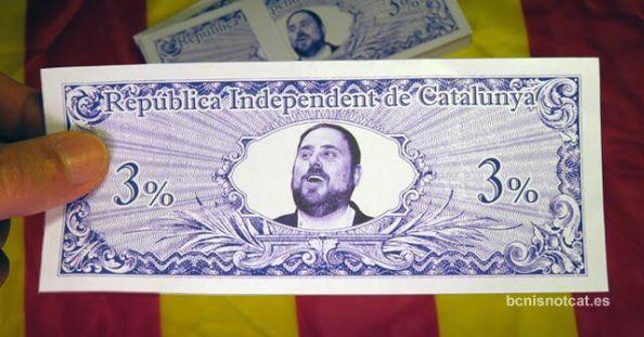 dinero catalán