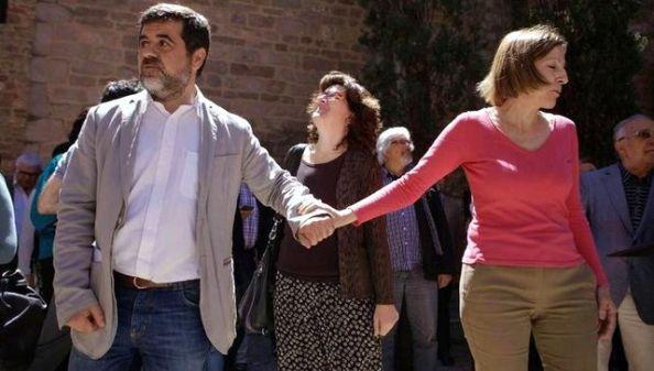 Sanchez Forcadell Assemblea-Nacional Catalana